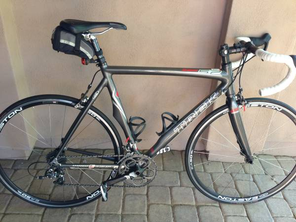 Trek Madone 5.2 Carbon Road Bike, SRAM Force, Easton SL50 Wheelset - $1600 (Scottsdale)