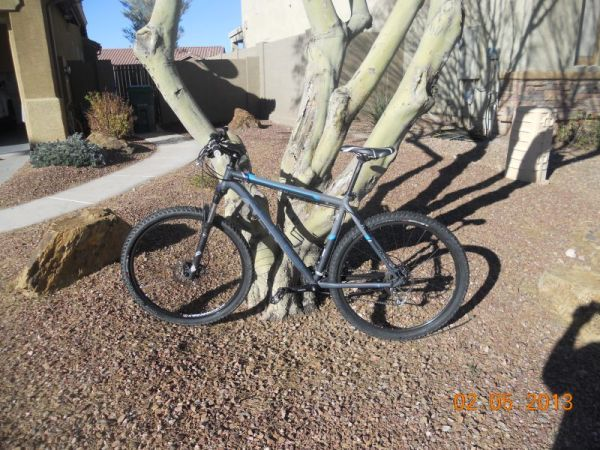 WTSWTT Gary Fisher Mamba 29er XL, hard tail  - $727 (Anthem, AZ)