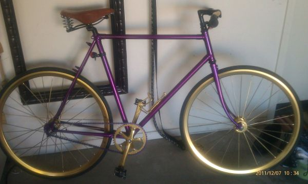fixed gear - $350 (75th ave and bell)