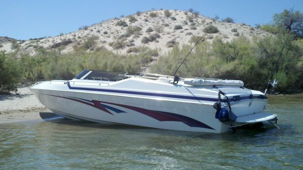 25 Caliber One - Speed Boat - $19700 (Nevada)