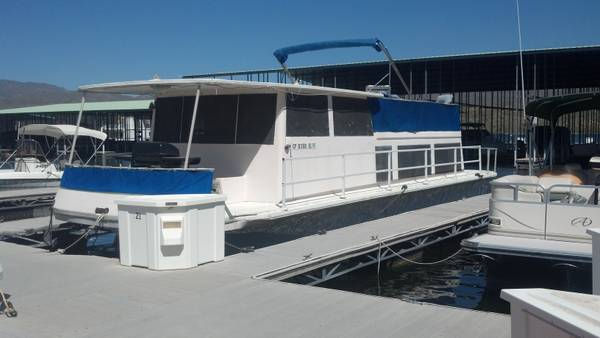 Houseboat - 43 Nautiliner - Bartlett Lake - $4800 (Bartlett Lake Marina)