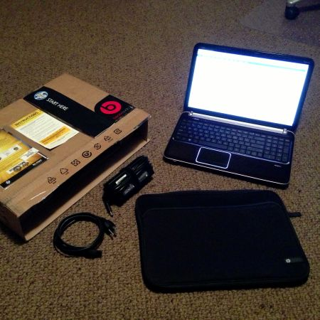 HP DV6T High Performance Laptop, Like-NEW Many upgrades and Extras - $700 (Tempe (ASU))