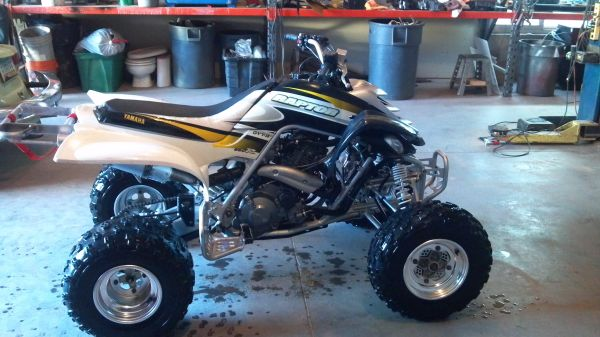 2001 yamaha raptor 660 - $2000 (Surprise)