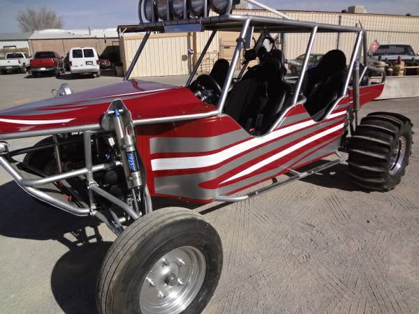 SANDRAILSANDCAR LONG TRAVEL DUNE BUGGY - $17900 (EL PASO,TX)