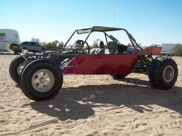 Sand Car - V8 - Mid Engine - $19500 (Glamis)