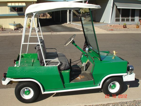 Golf Cart 1976 Vintage Westinghouse - $2200 (99th AveGrand Ave)