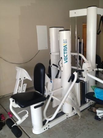 Vectra Online 4800 Multi Gym - $4950 (Wickenburg)