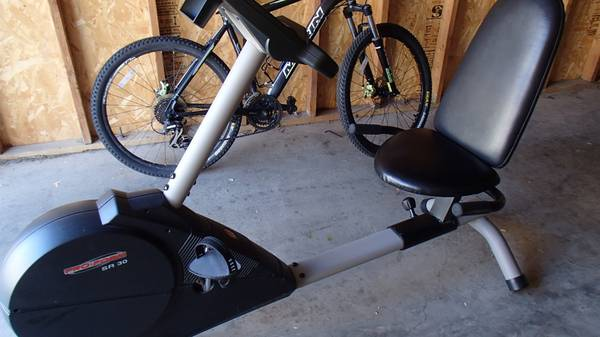 Recumbent Bike - Proform SR 30  - $60 (Chandler)
