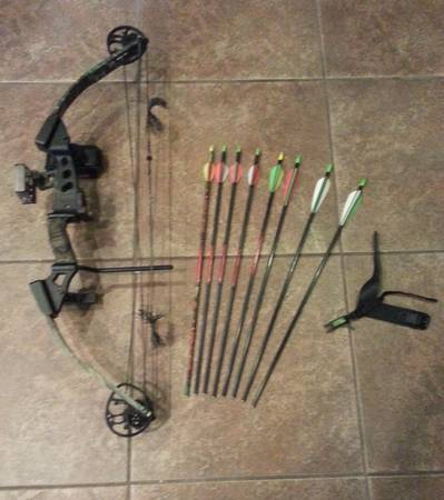 Browning Micro Midas 3 Compound Bow - $175 (Casa Grande)