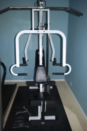 Tuff Stuff Muscle IV Home Gym-Exceptional Condition - $450 (North Scottsdale)