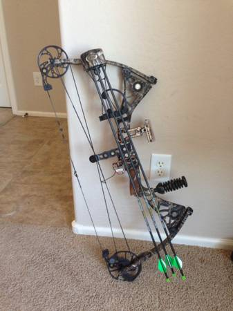 Matthews Compound Bow DXT - $650 (Maricopa)