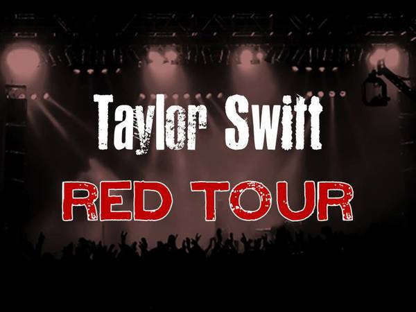 2 Taylor Swift The Red Tour  - $175 (Peoria area)
