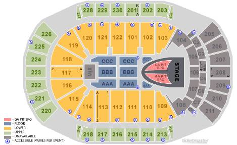 TRULY AWESOME Taylor Swift Tickets - $300 (Jobing.com Arena)