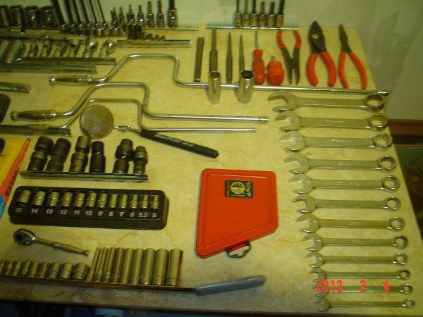 Snap On Tools - Cleaning Out Toolbox - Great Prices (Glendale)