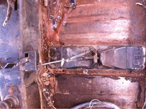 Late model VW Front Seat Tracks and hardware - $20 (Far North Phoenix (7th Street  Carefree Hwy))