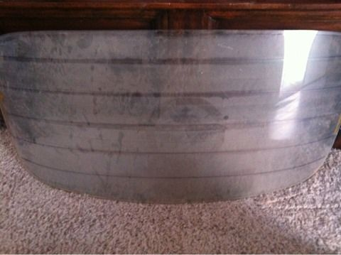 VW Bug Rear window with Defroster - $30 (Far North Phoenix (I-17  Carefree Hwy))
