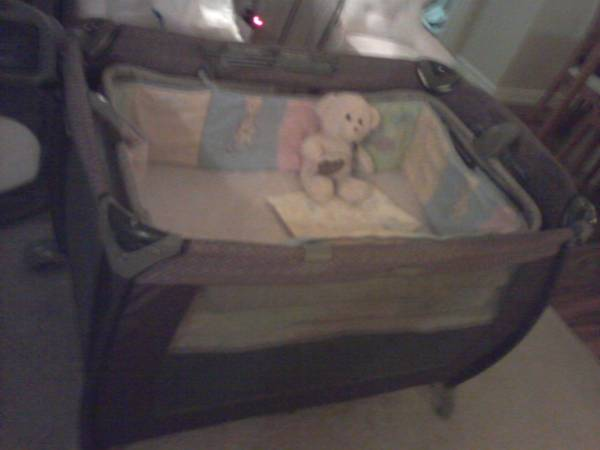 EddieBauer PACK N PLAY w Bassinet$85. Baby Seat$10. Zales Diamond$100 - $10 (Tempe - McKellips  Scottsdale)