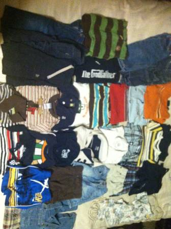 Baby Boy clothes 12-18 months - $20 (51st Ave  Baseline)