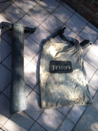 TORO LEAF BLOWER PARTS - $1 (Peoria)