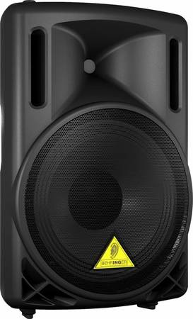 Behringer B212d PA Monitor speaker - $200 (I10  40th street)