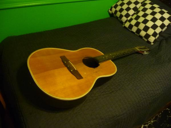 Applause 12-String Guitar, Model AA15 (Mesa)