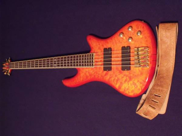 Schecter Diamond Series Elite 5 Bass - $700 (SR-51  Greenway)