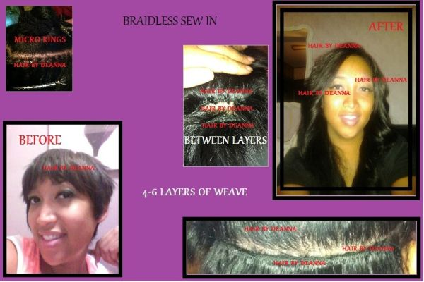 ----- ----- SEW IN WEAVE ----- ----- (Surprise - PROM DISCOUNT)