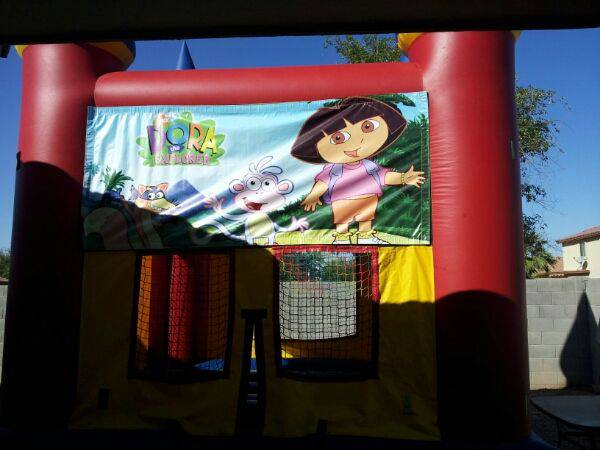 $50 RENTAL BOUNCE HOUSE (JUMPER HOUSE) BRINCA BRINCA (west vally and surrounding area)