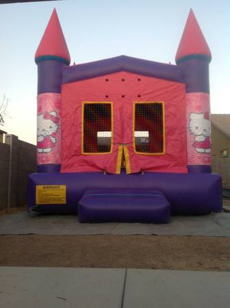 JUMPERS,BRINCA BRINCA,WATERSLIDES,TABLES AND CHAIRS (TOLLESON PHOENIX AVONDALE LAVEEN )