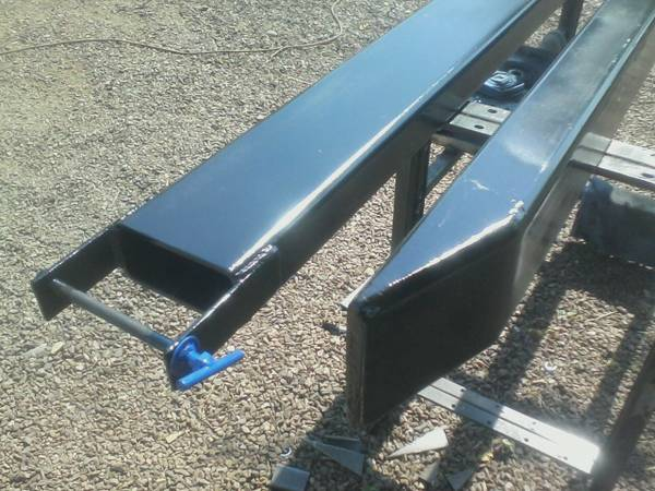 Heavy Duty Fork Lift Extensions : Heavy duty forklift extensions for sale