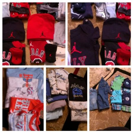 Hurley baby boy clothes for sale