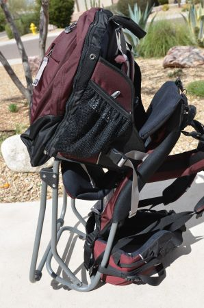Rei Child Carrier Hiking Backpack For Sale