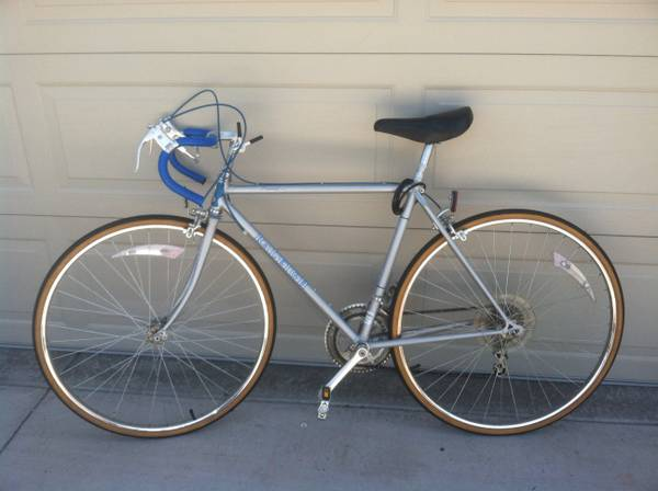 Raleigh Record road bike - $120 (Prescott)