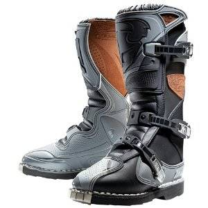 Womans Thor boots, Diamond plate leather jacket (N PV)