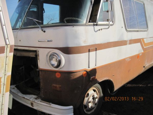 Vintage 1969 Dodge Travco 270 motorhome all or part - $800 (Prescott Valley)