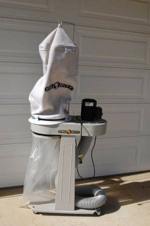 Dust Collector, Steel City - $225