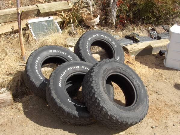 31x10 5x15 Mud Tires For Sale