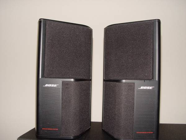 Bose SE-5 Acoustimass Speaker System - $115 (Prescott Valley)