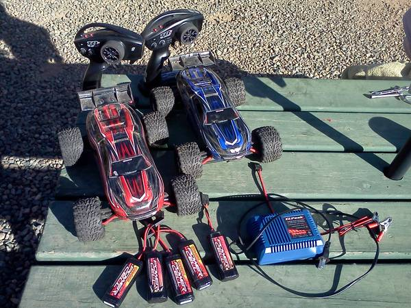 traxxas 4 amp charger manual