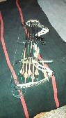 diamond compound bow -  450