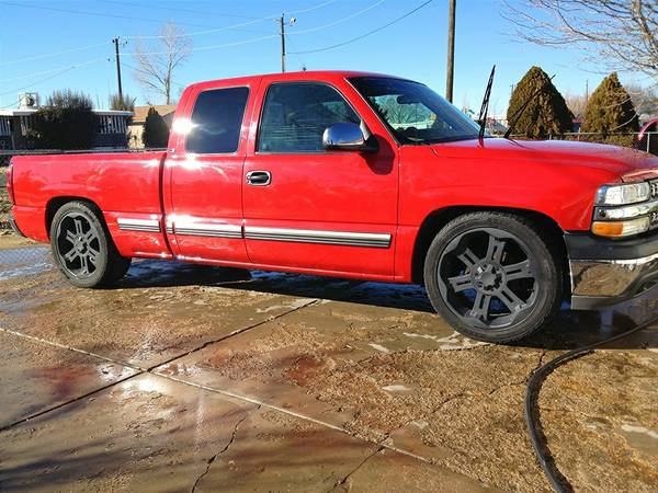Tow Truck Stockton Ca >> Lowered silverado on 22s for sale
