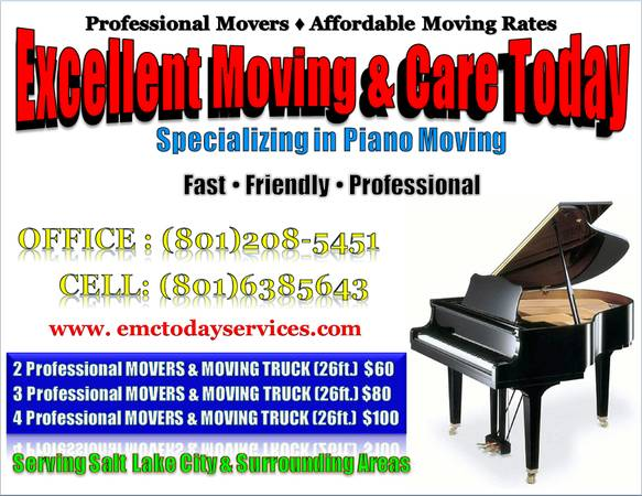 Excellent moving  Care Today Services LLC (LICENSE AND INSURED (WE ACCEPT VISA )
