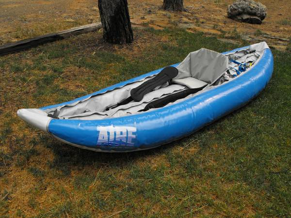 Aire Lynx 1 inflatable kayak and Gear - $1650 (Pagosa Springs, CO)