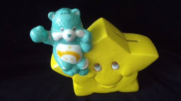 Vintage Care Bears Figurines - $3 (Provo UT)