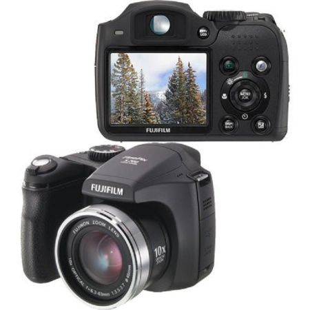 Fuji FinePix S700 Digital Camera (Black) - $149 (Thanksgiving Point, Utah)