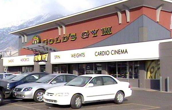 Personal Training (Golds Gym off of 9th)