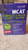 Total MCAT Package  Books  amp  Flash Cards -  100  Orem