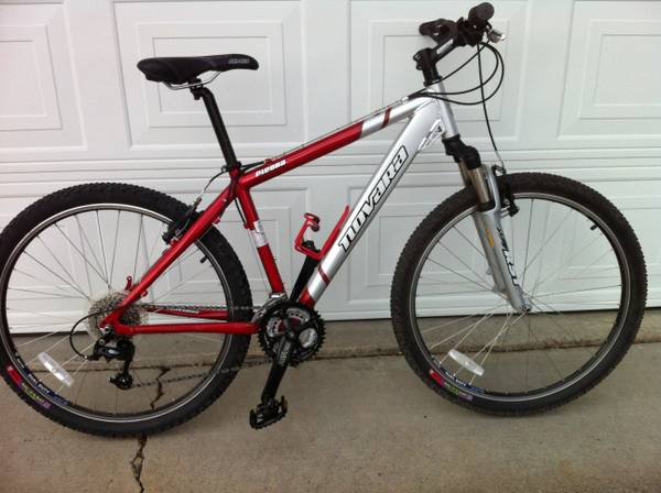 Mountain bikes - Novara and Intense - $1 (Northwest Reno)