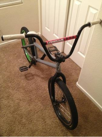 BMX 2011 STOLN WRAP ($1000 in parts) - $300 (Sparks NV)