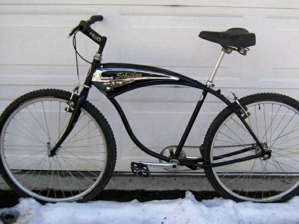 1961 Schwinn Modified Cantilever. Vintage Cruiser. Retrotec, Custom.   - $400 (Truckee)